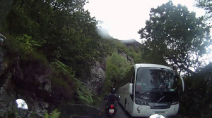 Ring of Kerry with coaches