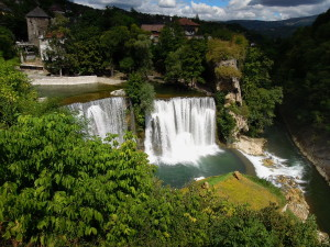 Waterfalls of Jajce