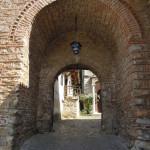 Ohrid Alleyway