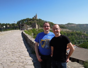 Tsarevets, medieval castle for the 2nd Bulgarian Empire, Veliko Tarnovo