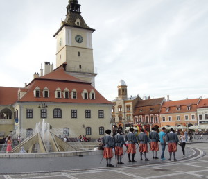 Historic centre of Brașov