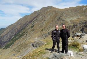 Transfăgărășan pass, 2,000m altitude